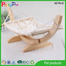 Partypro 2015 New Products Pet Supply Wooden Cat Radiator Bed Cat Hammock Bed