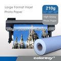 khổ lớn giấy in ảnh 135 gsm với giá thấp nhất hình thức oem nhà máy sản xuất bán hàng