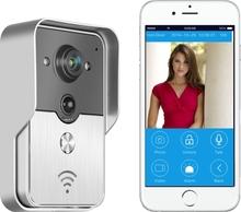 2015 wireless video door bell, wifi door viewer; peephole camera