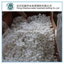 high quality Fiber Ball Filter Media deep purified water