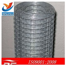 galvannized welded wire mesh