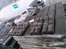Volvo rubber pad,rubber track pad,EC130,EC160,EC210B,EC240 Vogele Track Pad