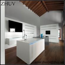 Cozy design of home kitchen furniture