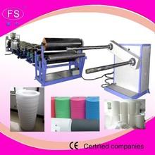 pe foam extruder/pe foam equipment/pe expanded sheet machine