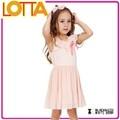 oem de alta calidad y precio de fábrica nuevo bebé moda chica de hadas vestidos de verano para los niños