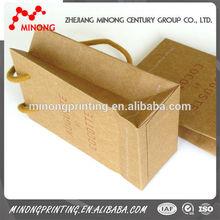 Custom high quality OEM paper snack food packaging bag