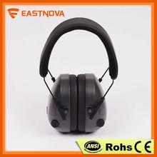 EASTNOVA EM017 Red Low Profile Peltor Electronic Earmuffs