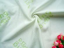 wholesale manufacturers polyester 40% bamboo mattress fabric