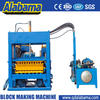 Germany technology fully automatic block making plant