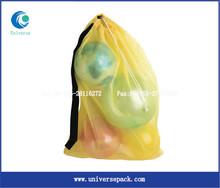 education toy mesh bag orange mesh bags plastic mesh bags
