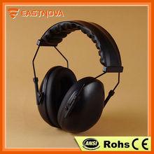 EASTNOVA EM002 Low Profile Sound Proof New Design Earmuffs