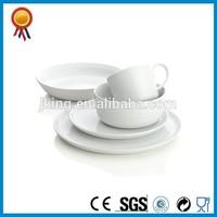 White Ceramic Dinnerware