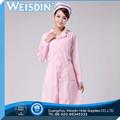 Anti- bactérienne doux, gros nouveau style de design de mode robe modèles, infirmières uniformes
