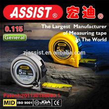 Assist brand measure tape new model 2 stops ningbo plastic tape measure china wholesale
