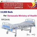 yfc261l moderno de metal del marco global de lujo de venta al por mayor baratos médica cama precio