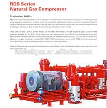 RDS Series Natural Gas Compressor