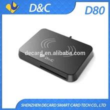 IC Card Reader/Writer Supports 4 SIM Card Slot