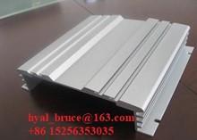 Silver Anodized Aluminium Profiles