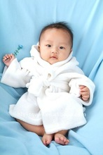 Bathrobe Product Type and Infants & Toddlers Age Group Cotton Baby Clothing