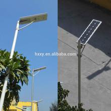 road lighting/ integrated solar led street light lampara solar led/ daylight sensor street light
