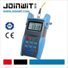 JOINWIT handheld laser power meter ,telecom/-70~+6dBm,CATV/-50~+26dBm,