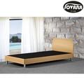 italiano de luxo mobília do quarto cama de casal em projetos de madeira da cama de madeira estofados de luxo cama de dossel