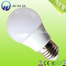 Plastic with Alumium Housing 5W LED Light Bulb