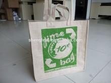 High Quality Eco-friendly Shopping Hemp Bags