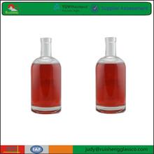 OEM factory wholesale glass wedding invitations bottle