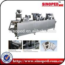 automatic blister packaging machine epi-3015 av/plastic blister packaging machine