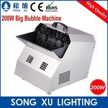 200W Big Bubble Machine