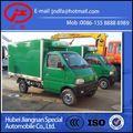 Jdf5022xlcs changan CCAG caminhão refrigerado 1 ton 2 ton - 30 para venda