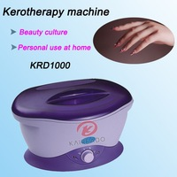 KAREADO Professional portable hair removal paraffin wax hand spa machine for hands and feet