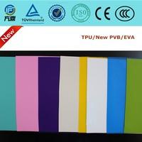 eva high quality lamination glass plastic film