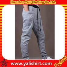New arrival wholesale comfortable drawstring cotton/polyester casual men hip hop harem pants