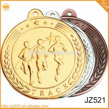 2015 New Design Gold Silver Bronze Medals