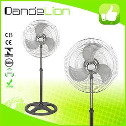 electric industrial stand fan stainless steel fan TENGYUE company ltd