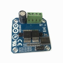 BTS7960 High-power smart car motor drive board module semiconductor refrigeration driver for ardu 43A current-limiting