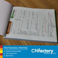 NCR copy paper custom receipt book customized