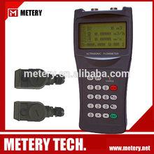 ultrasonic flow meter for flow rate flow totalizer measuring