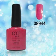CCO wholesale nail gel polish Soak Off UV/ LED 73 Newest popular colors UV lacquer for nail Art Design--9944
