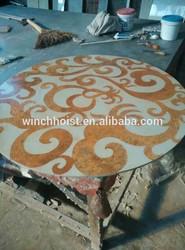 artical marble mosaic making machine