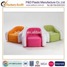 BSCI,ICTI PVC/TPU C shape inflatable living room sofa