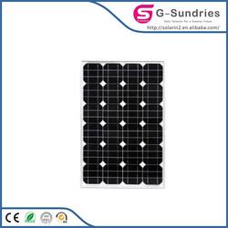Energy saving high power 250w polysilicon solar panels