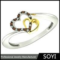 Hot sale silver jewellery online 925 sterling silver jewellery ring