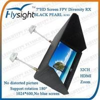 B669 RC Gyrocopter Seaplane Frame 32ch 5.8Ghz Black Pearl HDMI Diversity Receiver Monitor