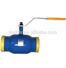 Fully welded ball valve DN50 (1'')