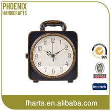 Desk Clock Customization Clock Metal Keychain