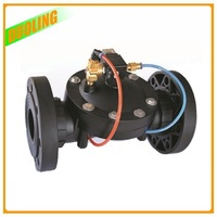 """Nylon material DN125 5"""" priority valve for flow control Cheap price"""