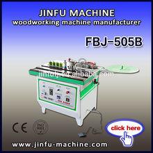 FBJ-505B Curve and Straight line wood edging machine, Manual edge bander